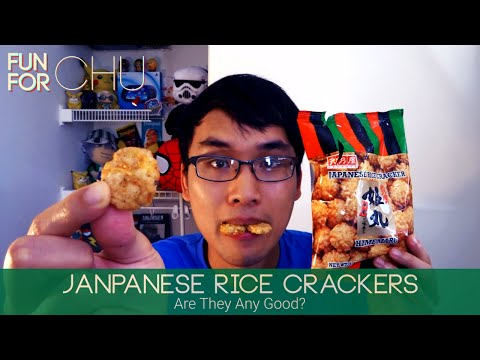 japanese-rice-crackers---are-they-any-good?