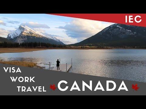Canada IEC Work Travel Visa Vlog (2016)