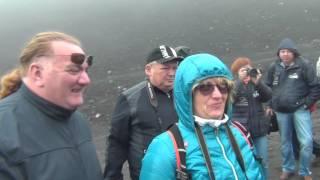 Вулкан Этна. От Рима до Сицилии. Фильм 22-й.