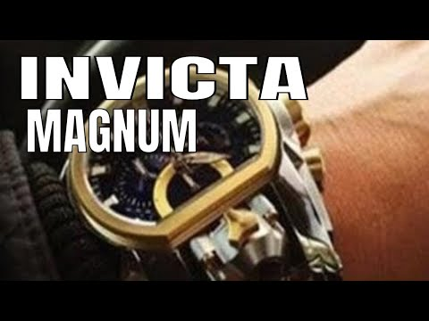 Invicta Watches Review : Invicta Bolt Magnum Watch