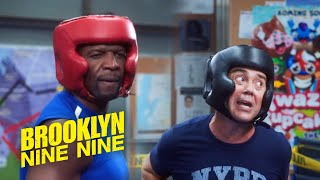 Terry and Boyle Fight | Brooklyn Nine-Nine