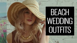What To Wear To A Beach Wedding: Wedding Guest Outfits & Ideas | Next