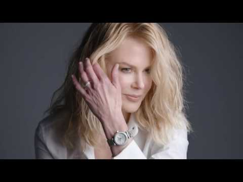 Nicole Kidman for Ladymatic, by Patrick Demarchelier – Behind the Scenes