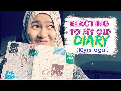 How I Study l อ่านไดอารี่อังกฤษตอนเด็กๆ! :D l เด็กไทยไกลบ้าน Ep.97