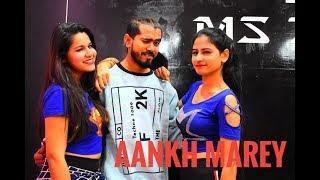 Aankh Marey  |Dance Choreography | Ms studio | Ranveer Singh |  Mika  | Neha Kakkar | Kumar Sanu
