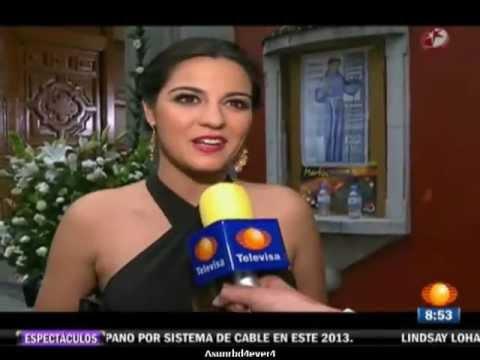 Maite Perroni habla sobre el final de Cachito de Cielo (1N)