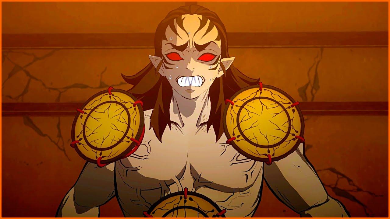 The Story Of Drum Demon ( S-Rank ) | Demon Slayer The Hinokami Chronicles Game