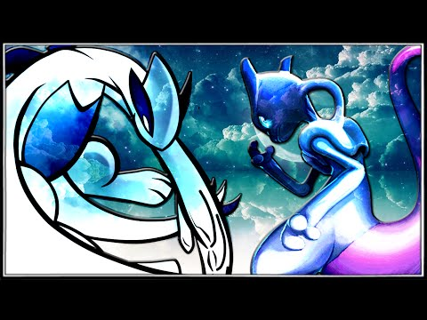 Lugia's Song/Tears of Life Mash-Up Remix [With Vocals]