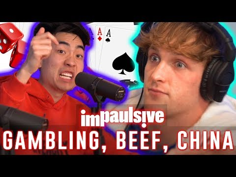 RICEGUM SPEAKS ON GAMBLING, BEEF, AND CHINA CONTROVERSY - IMPAULSIVE EP. 22