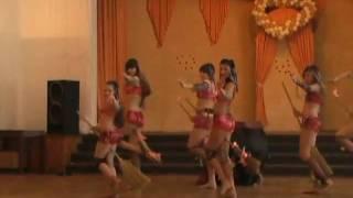 Lila children Dance School Belly Чернигов дети восточный танец
