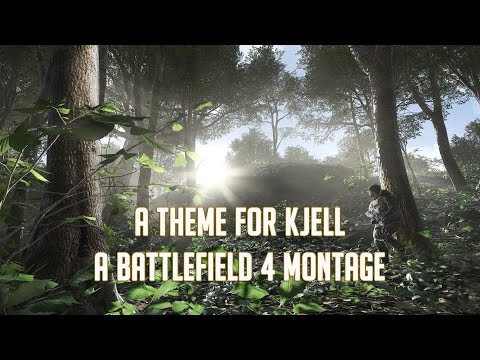 A Theme for Kjell - A Battlefield 4 PS4 Montage