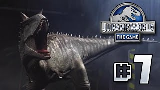 Jurassic World - The Game || Fight Or Die - Ep 7 HD
