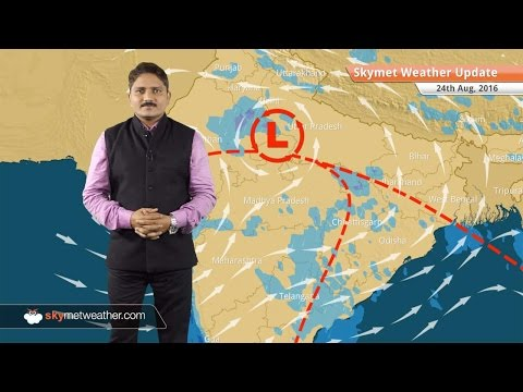 Weather Forecast for Aug 24: Monsoon rain in Delhi, West UP, MP, Rajasthan, Chennai