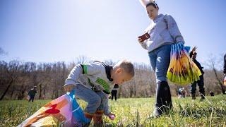 Kentucky American Legion Post brings Easter joy to community