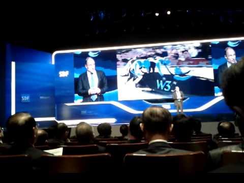 Tim Berners-Lee Keynote at Seoul Digital Forum.