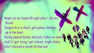 Imagine Dragons, Lil Wayne & Wiz Khalifa - Sucker for Pain - Lyrics, From Suicide Squad