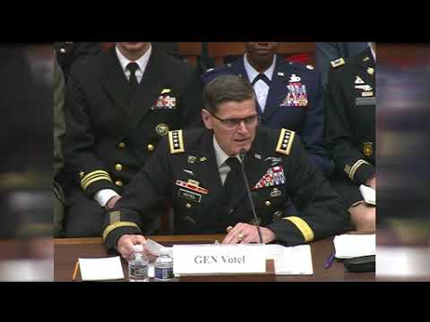 DFN:Centcom Commander Testifies on Terrorism,Iran Before House Committee,DC,UNITED STATES,02.27.2018