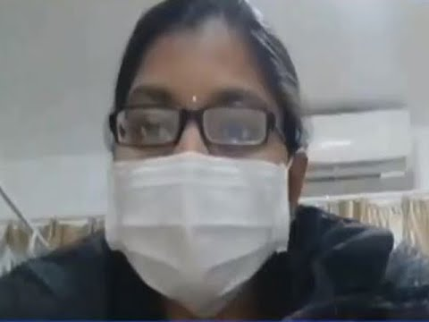 Coronavirus: Andhra girl alleges she was left in China due to high body temperature