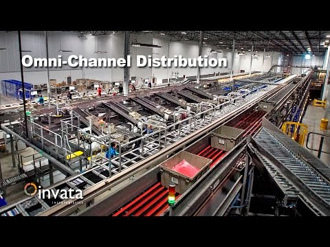 Omni-Channel Distribution | Invata Intralogistics