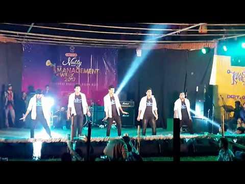 Boys Group Dance | 5th Management Week 2017 | Jahangirnagar University | Bangladesh.