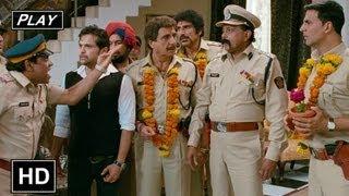 Inspector Kambli Reveals TT