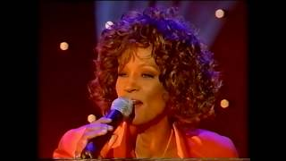 Whitney Houston - I Believe In You And Me, National Lottery Show, 15 March 1997