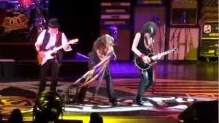 Aerosmith - Legendary Child (8/6/2012) Hollywood Bowl