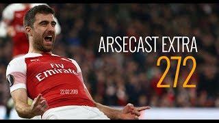 ARSECAST EXTRA EPISODE 272 – 22.02.2019