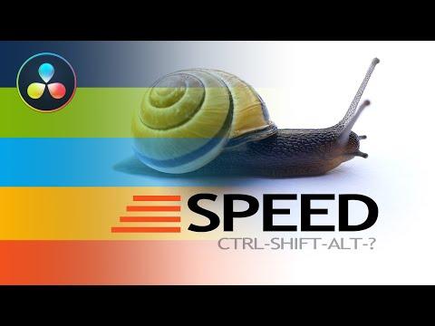 Quick Tips/Shortcuts - Edit Faster in Davinci Resolve Tutorial