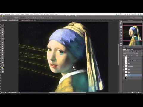 """Tuto Analyse de la peinture """"La jeune Fille à la Perle"""""""