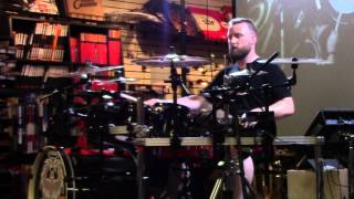 Flo Mounier - Drum Clinic Abbotsford B.C - Two-Pound Torch (Cryptopsy)