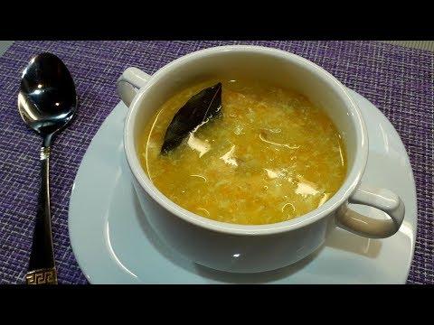 Суп из Рыбных Консервов / Вкусный Рыбный Суп из Горбуши