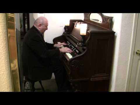 """""""Rustic Dance"""" by C. R. Howell - Pump Organ (Reed Organ)"""