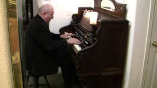 """Rustic Dance"" by C. R. Howell - Pump Organ (Reed Organ)"