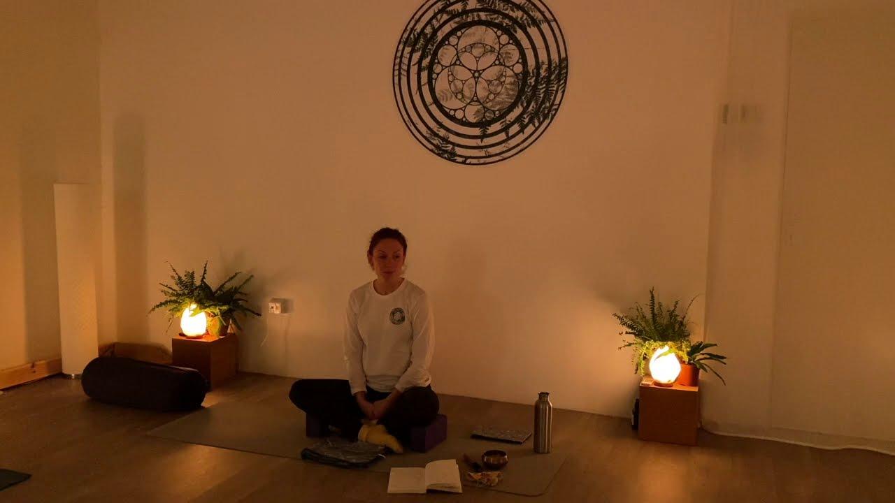 MEDITATION & NIDRA  Float