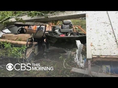 How Hurricane Michael intensified before landfall