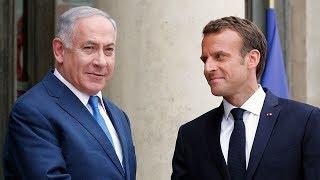 видео Премьер Израиля