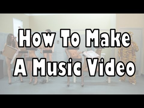 How To Make A Music Video: 8 Easy Steps