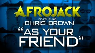 Afrojack feat. Chris Brown - As Your Friend (Instrumental) (LYRICS IN DESCRIPTION)