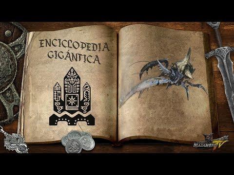 Monster Hunter Lore - Enciclopedia Gigántica - Shogun Ceanataur / Shougun Gizami / ショウグンギザミ thumbnail