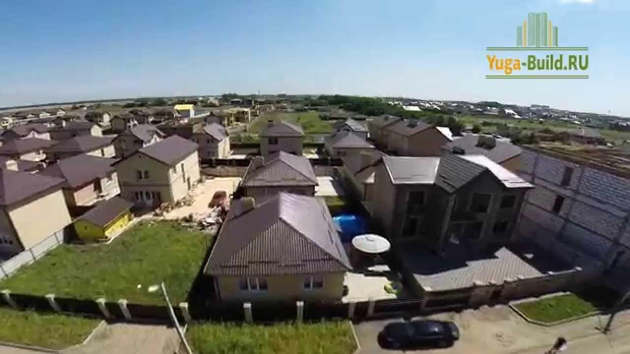 Продажа дома в Краснодаре от хозяина в районе пос Северный - YouTube