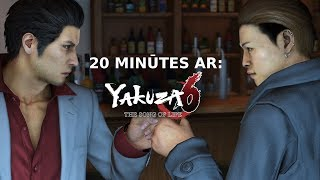 20 minūtes ar: Yakuza 6 - The Song of Life