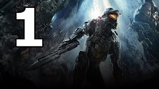 Halo 4 Walkthrough Part 1 - No Commentary Playthrough (Xbox One)