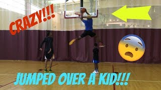 INSANE H.O.R.S.E DUNK CONTEST!!!