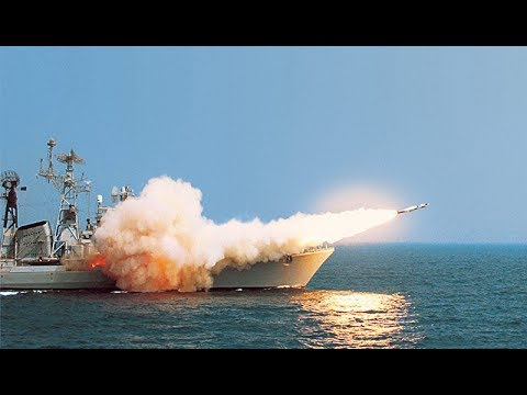 Syria war - Russian Caspian Sea fleet launches cruise missiles against ISIS sites in Syria