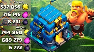 "DID I FORGET HOW TO FARM ON MY MAIN ACCOUNT??? TH12 DARK ELIXIR FARMING!!! - ""CLASH OF CLANS"""