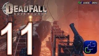 DEADFALL Adventures Walkthrough - Part 11 - Level 6: Mines