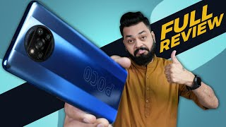POCO X3 Pro Full Review After 7 Days Usage  ⚡ Performance Powerhouse Under 20000