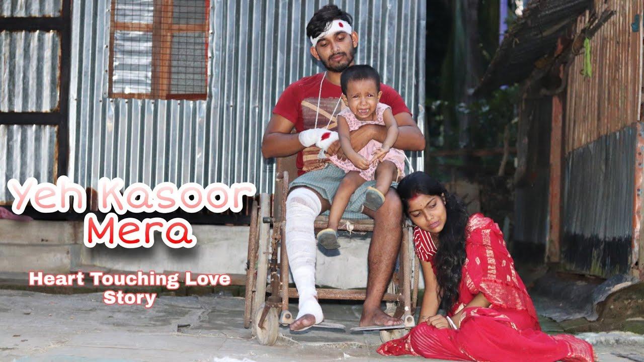 Yeh kasoor Mera Hai | Heart Touching Love Story | Ft Anirban,Mandira | Daru Love Story | Dark Heart