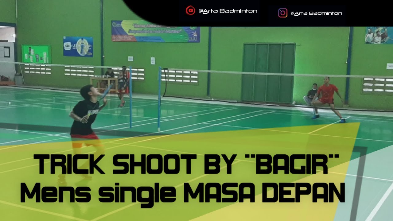 MEN'S SINGLE ||TAMPIL TOTAL PERTAHANKAN KEMENANGAN SEPARING ANTAR CLUB BADMINTON|| ENAK DI TONTON